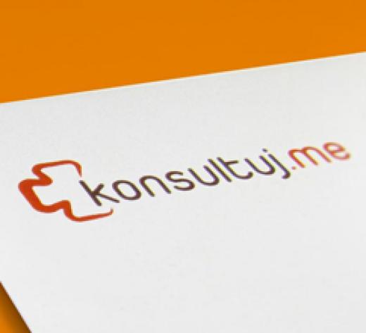 Konsultuj.me - Izgradnja vizuelnog identiteta