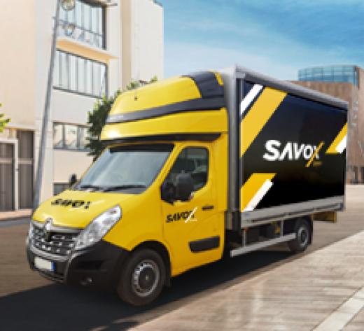 Savox Lines - Izrada logoa i sajt
