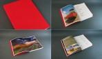 Dizajn Hard Copy Portfolia Holdinga podrazumevalo je prikupljanje i lektorisanje svog teksta, fotografisanje svih potrebnih elemenata (mehanizacije, izgradnje puteva, angažovanje helikoptera) Postprodukcija fotografija, dizajn i štampa