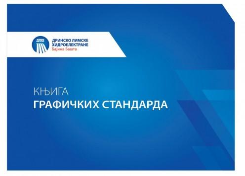 Završena knjiga standarda sa redizajniranim logotipom JP Drinsko Limske Hidroelektrane Bajina Basta kao i korporativni film