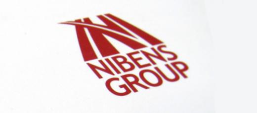 Nibens - Dizajn logotipa