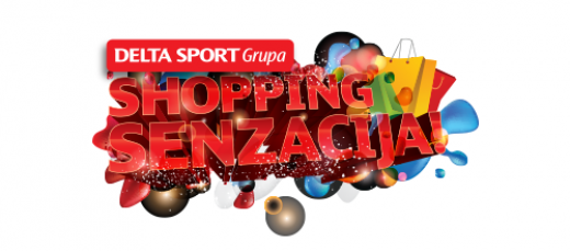 Delta Sport - Kampanja Shopping senzacija
