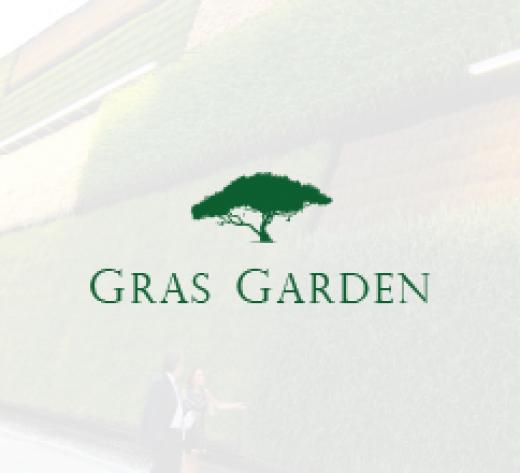 Grass garden