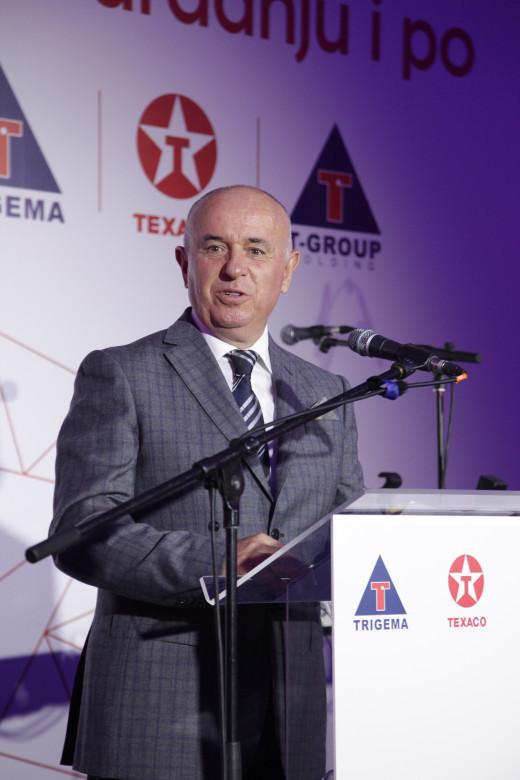 Obraćanje predsednika kompanije Trigema